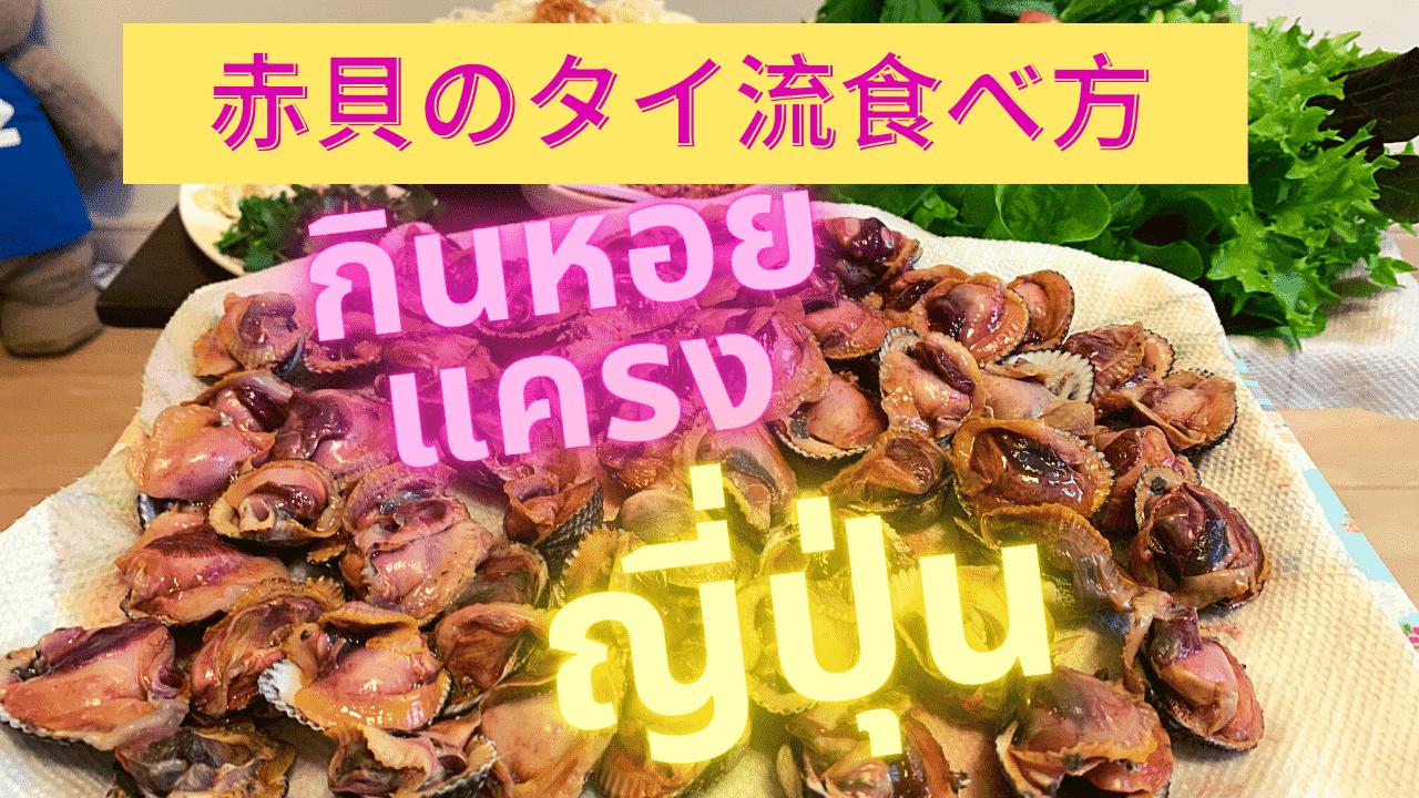 หอยแครงญี่ปุ่น